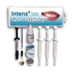 Quickwhite Intenz Kit package and contents