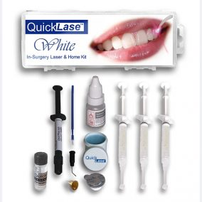 Quicklase white kit